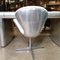 Aircraft Inspired Industrial Style Desk and Chair