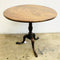 Antique 19th Century Tilt Top Wine Table
