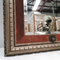 Beautiful C1860's Antique Mirror