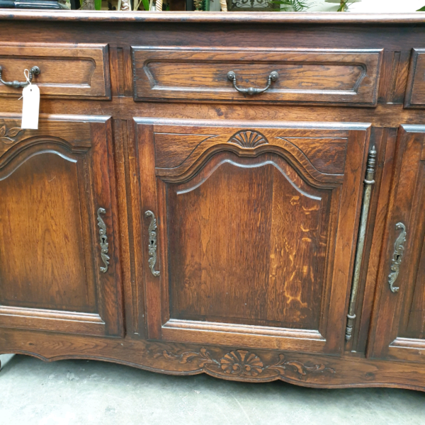 Antique Oak Sideboard