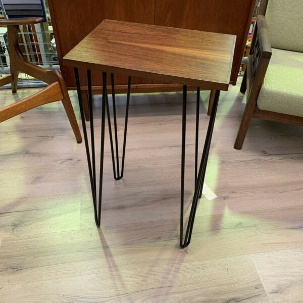 Bespoke Mid Century Teak Hall Table