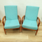 retro armchairs