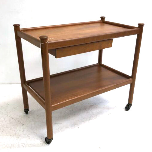 Early Original Parker Drinks Trolley