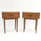 Genuine Pair of 'Parker' Mid Century Modern Bedside Tables