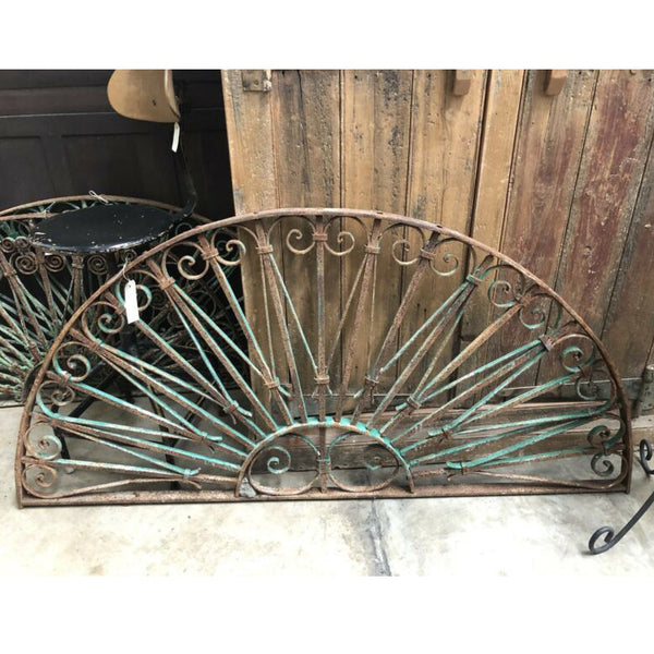 Antique Rustic Industrial Fan Light Architectural