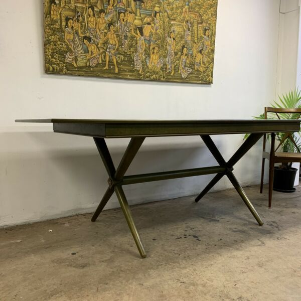 John Duffecy Mid Century Extension Table