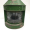 Large Vintage Green Starboard Ships Nautical light