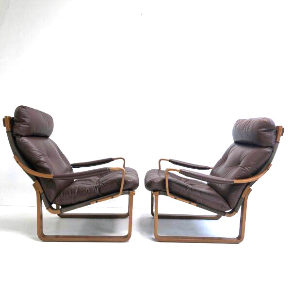 Mid Century 1970's Tessa T8 Armchairs - 3 Available