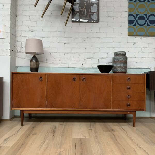 Mid Century Parker 'Nordic' Sideboard