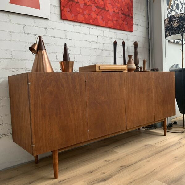 Mid Century Sydney School of Architecture Bespoke Sideboard