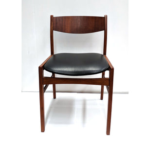 Set of 4 Mid Century Dining Chairs The Design Ark Sydney