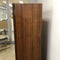 Mid century modern Australian blackbean bookcase shelves display case