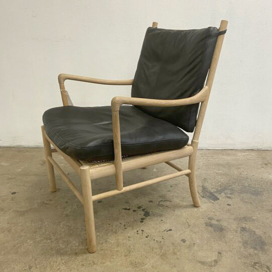 Ole Wanscher Danish 'Colonial' Armchair for Carl Hansen & Son.
