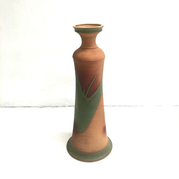 Peter Collier - Drip Glazed Pottery Vessel -64cm H
