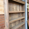 Recycled timber Wooden shelving Book Shelf