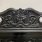 Antique Neo Renaissance Revival Gothic Carved Bench Seat