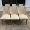 Set of Six 1960's Paul Kafka Dining Chairs, Original Upholstery
