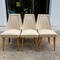 Set of Six Paul Kafka Dining Chairs