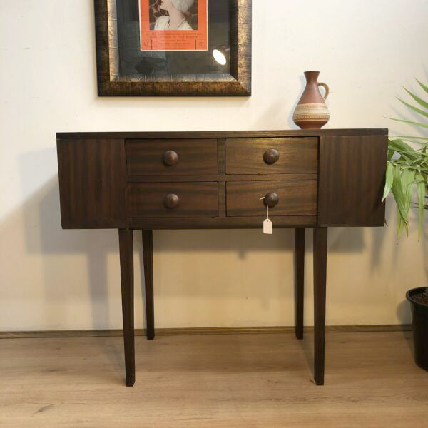 Stunning Vintage Hall Console Table c1960's