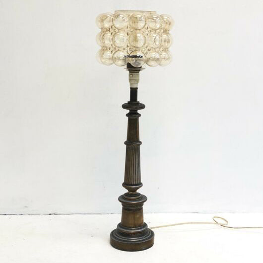 The 'Dalek' bespoke Table Lamp