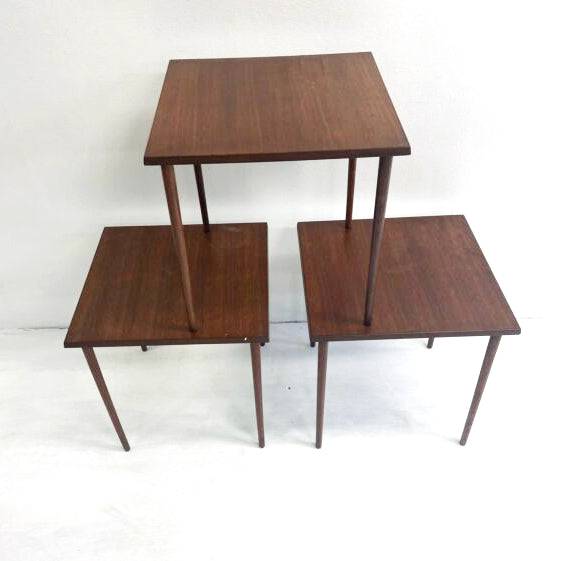 Mid Century Side Table - 3 Available