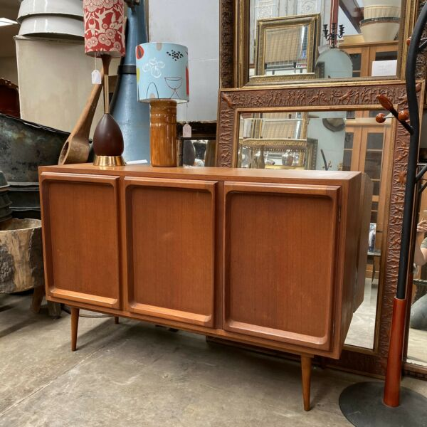 Vintage Bespoke Chiswell Sideboard Retro Mid Century
