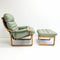 Vintage Tessa Armchair And Footstool