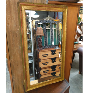 Antique Gilt Frame Mirror