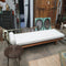 Antique Miners Chaise Lounge Daybed Chaise