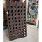 Rustic Antique French Oak Riddling Wine Rack