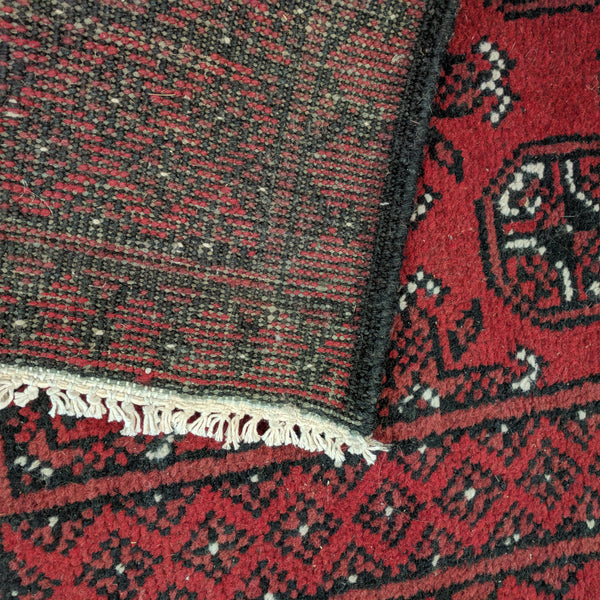 Vintage Persian Hand Knotted Wool Shiraz Rug The Design Ark Kingsford Sydney Halchemy Design Antiques
