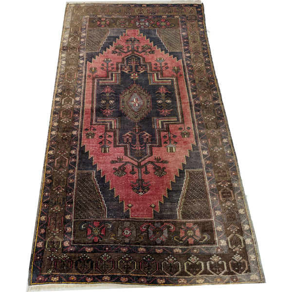 Vintage Persian Hand Knotted Woollen Rug The Design Ark Antiques Kingsford Sydney