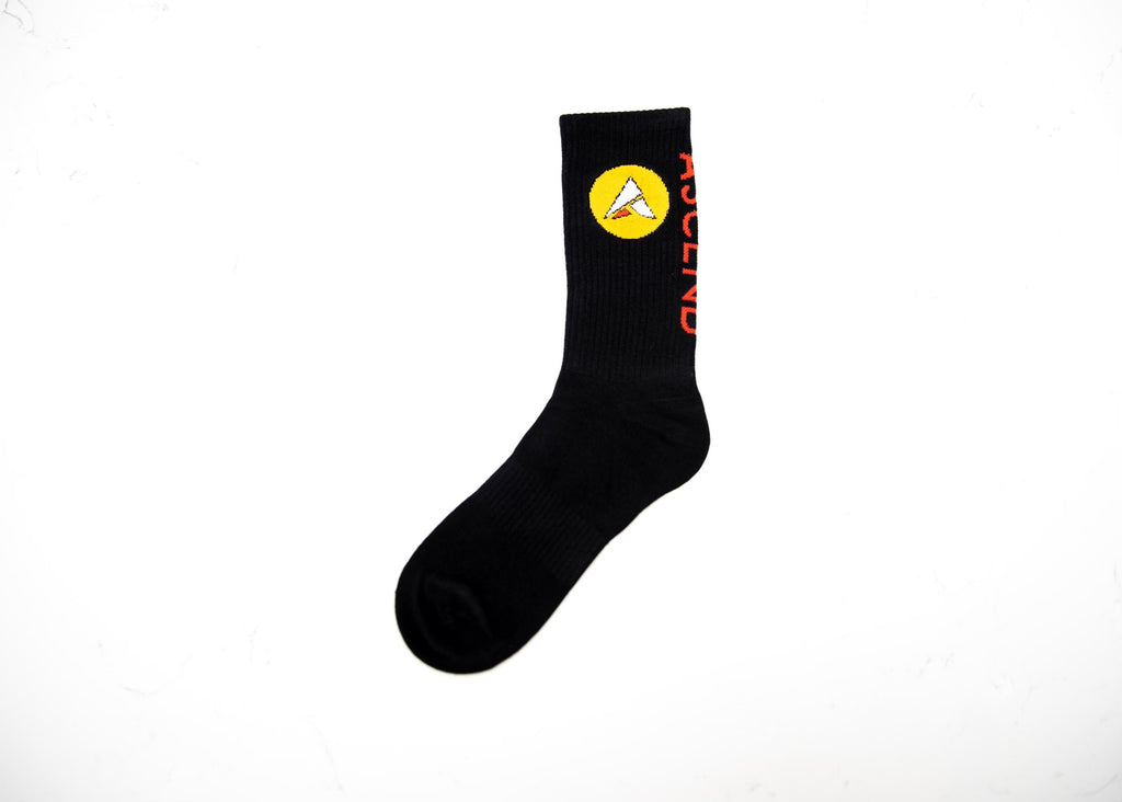 Ascend Socks | Black