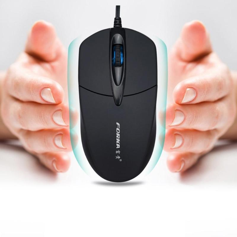 Rechargeable Wired Gaming Mouse