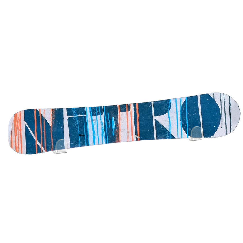 Snowboard Wall Mount Display Rack