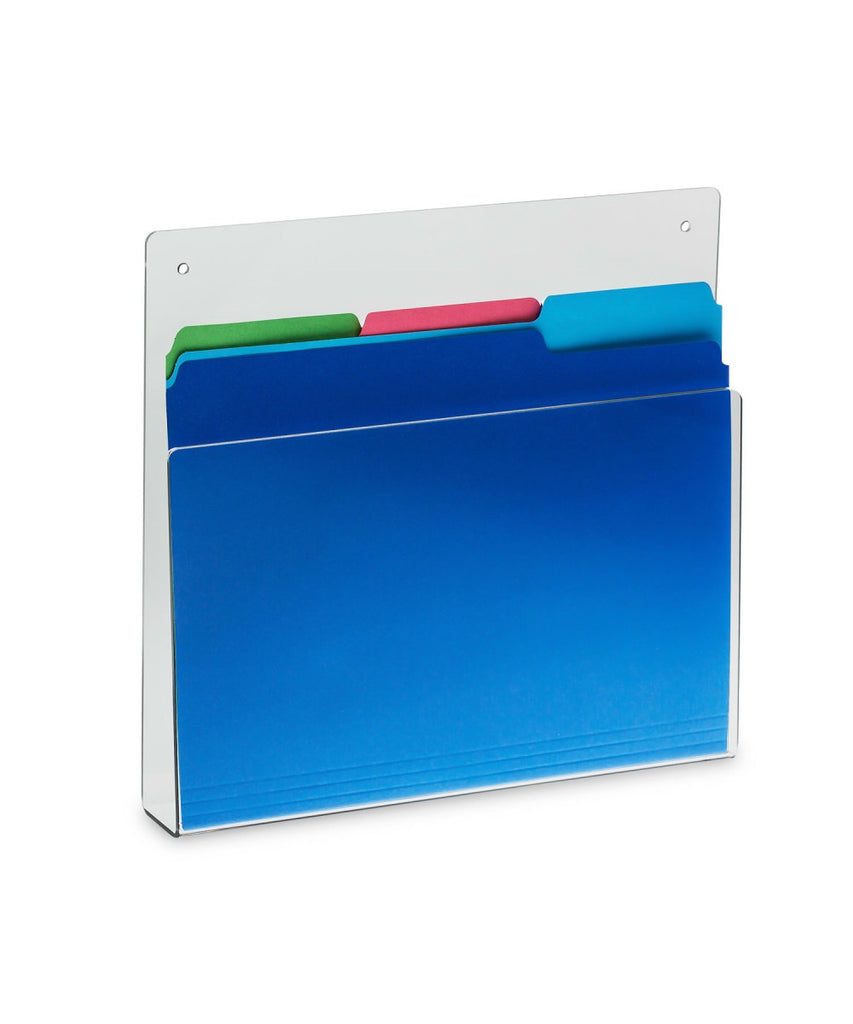 Acrylic File and Chart Holder