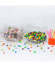 Load image into Gallery viewer, Clear Acrylic Candy Bin