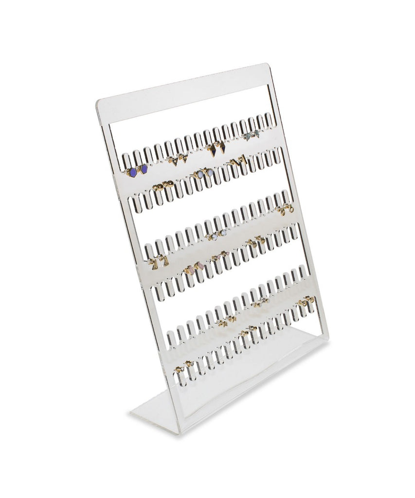 48 Pair Earrings Holder and Jewelry Display Stand