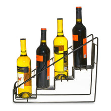Load image into Gallery viewer, Metal Wine Rack, 4-Tier