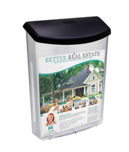 Load image into Gallery viewer, Outdoor Realtor Brochure Box, Full Size