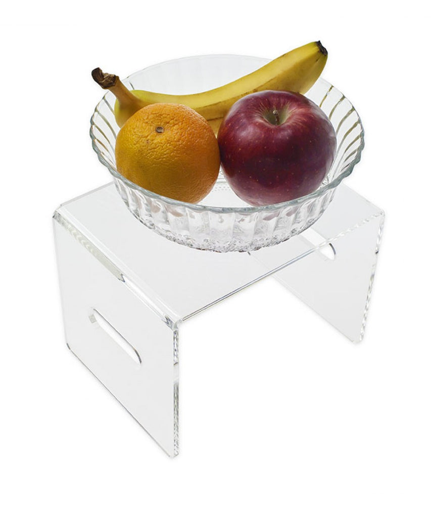 Large Heavy Duty Risers with Handles, 3 Piece Set