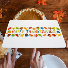 Load image into Gallery viewer, Thanksgiving Themed Placemat