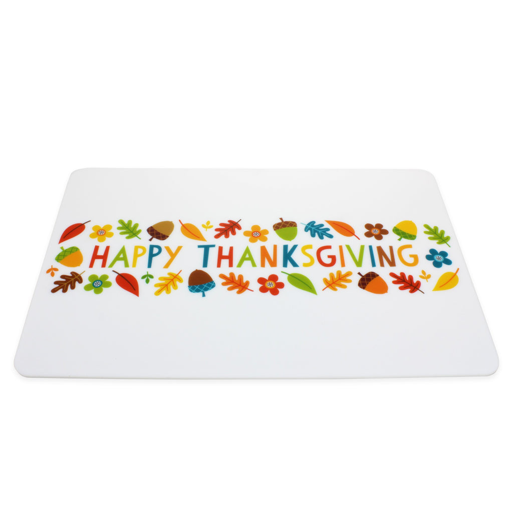 Thanksgiving Themed Placemat