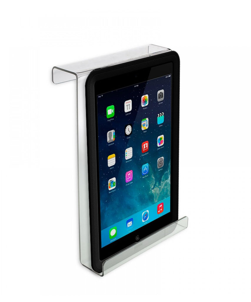 "7"" x 10"" Vertical iPad Sized Treadmill Book Holder (TREADVIPAD)"