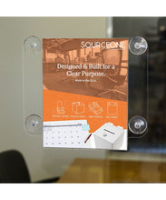 Load image into Gallery viewer, Window Mount Sign Holders with 4 Suction Cups