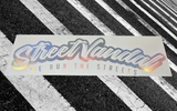 MINI BANNER DECAL