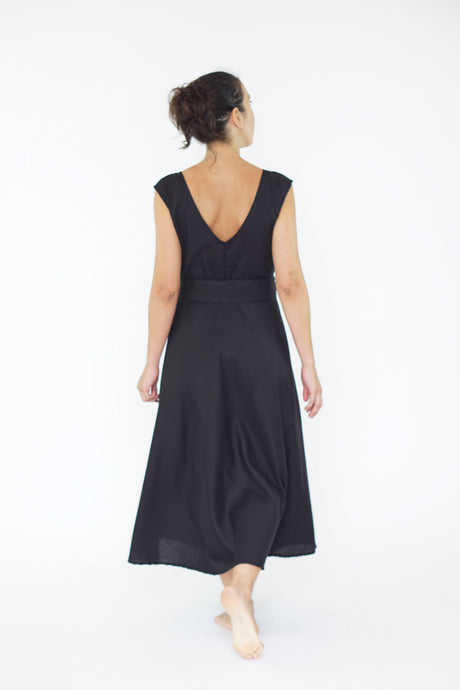 ESTEPONA DRESS Negro