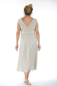 ESTEPONA DRESS Latte