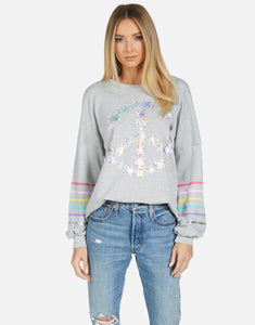 Ambrosia Color Diamond Peace Sweater