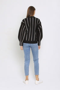 Polk Stripe Sweater